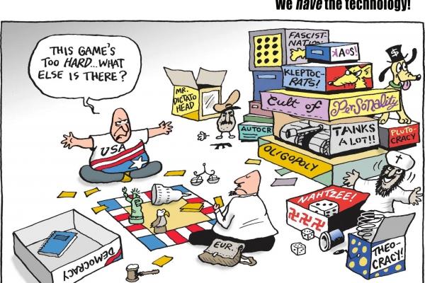 The Democracy Game