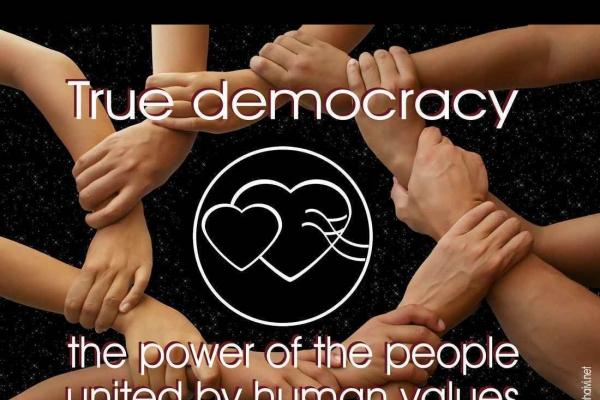 Democracy & Human values