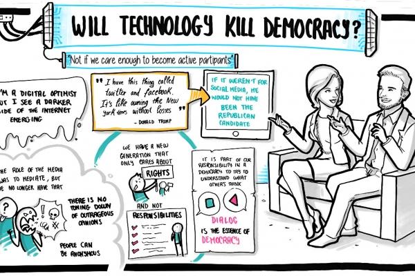 Will Technology KILL democracy?