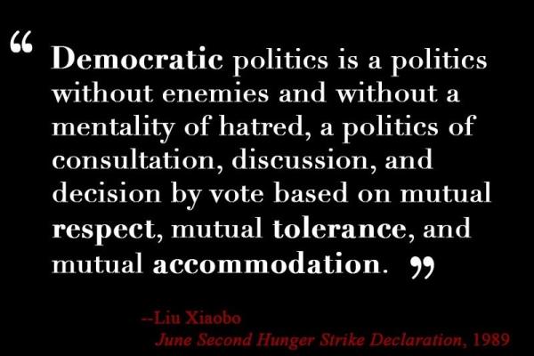 Democracy quote