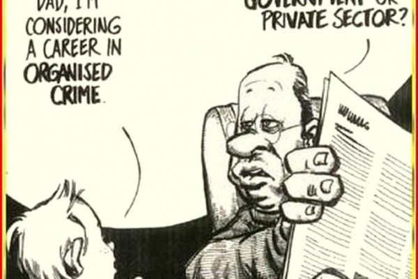 Systemic Political corruption